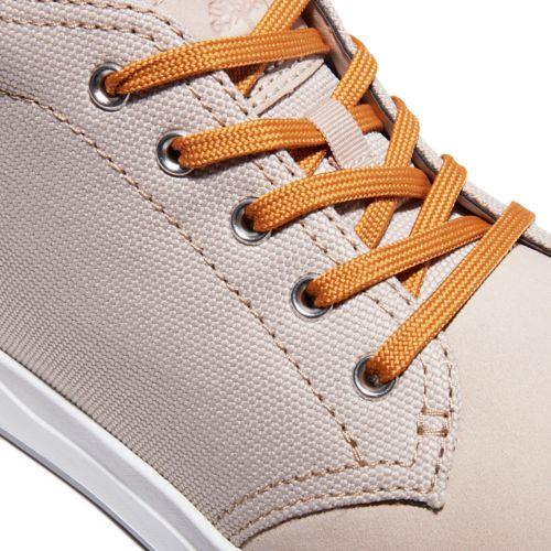 Men's Davis Square Leather/Fabric Chukka Shoes-