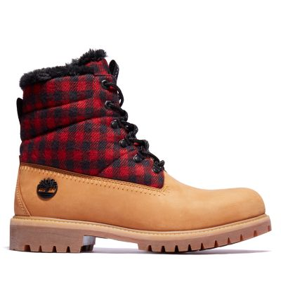 Men's Timberland® Heritage 6-Inch Puffer Boots