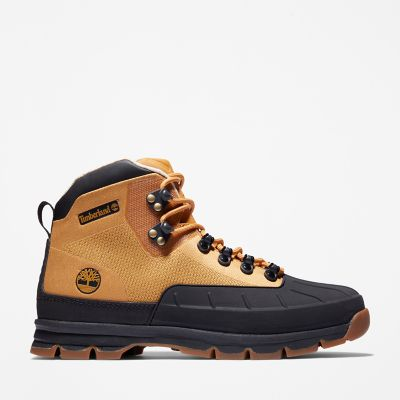 Men's Euro Hiker Shell-Toe Boots