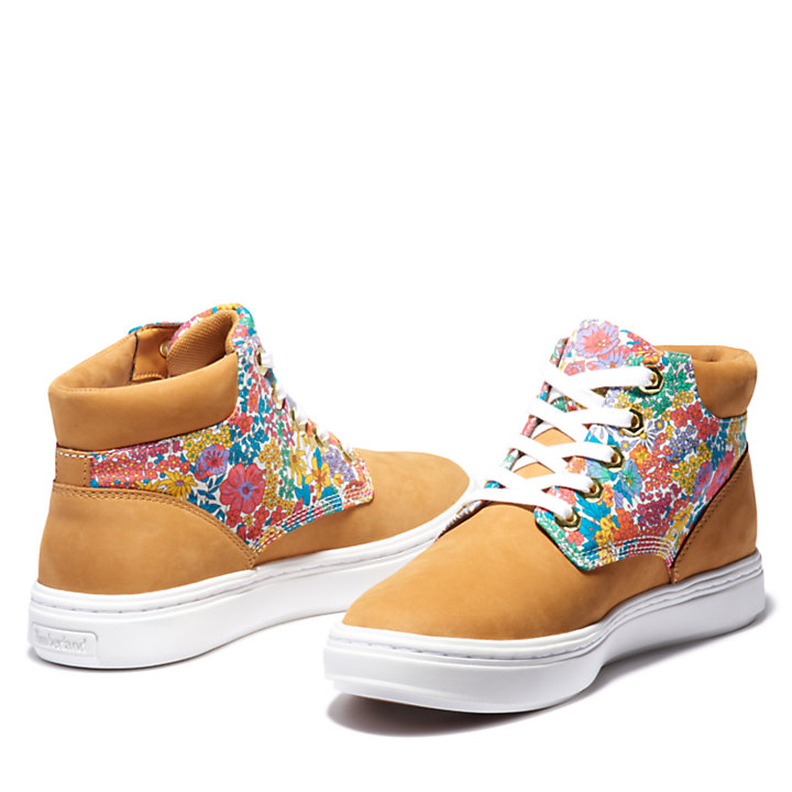 Women's Bria Chukkas made with Liberty Fabric-