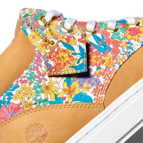 Women's Bria Chukkas made with Liberty Fabric-