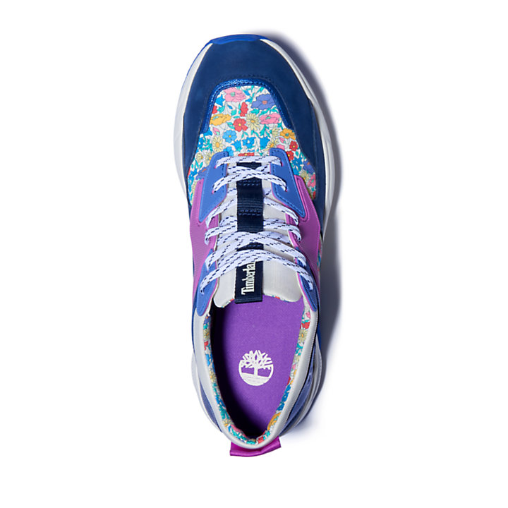 Women's Delphiville Sneakers made with Liberty Fabric-