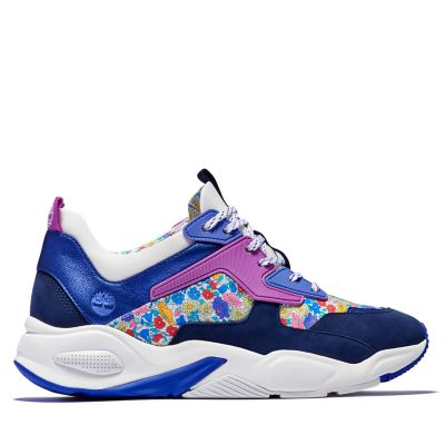 Women's Delphiville Sneakers made with Liberty Fabric