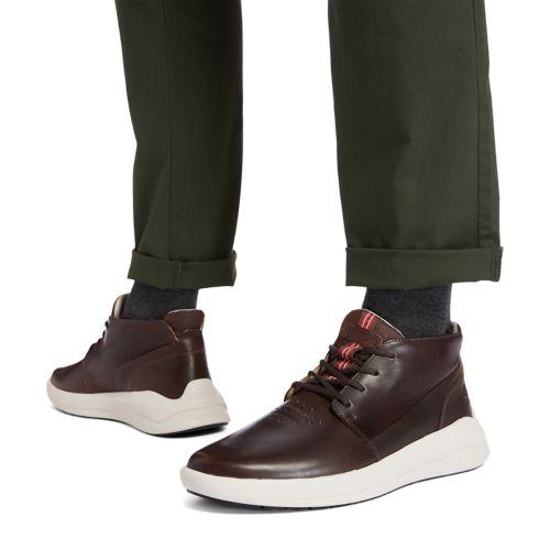 Men's Bradstreet Ultra Leather Chukka Boots-