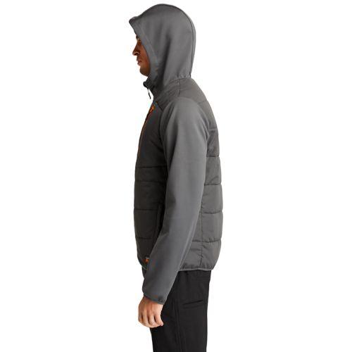 Men's Timberland PRO® Deadbolt Hybrid Midlayer Jacket-