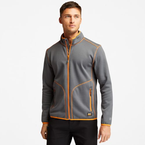 Men's Big & Tall Timberland PRO® Ballast Midlayer Jacket with Abrasion Resistance-