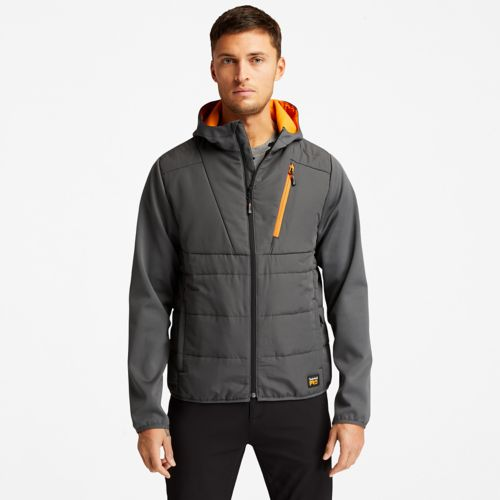 Men's Big & Tall Timberland PRO® Deadbolt Hybrid Midlayer Jacket-
