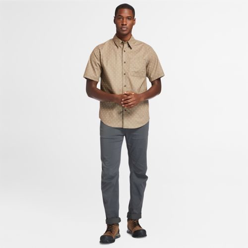 Men's Timberland PRO® Amesbury Short-Sleeve Work Shirt-