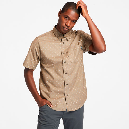 Men's Timberland PRO® Amesbury Short-Sleeve Work Shirt