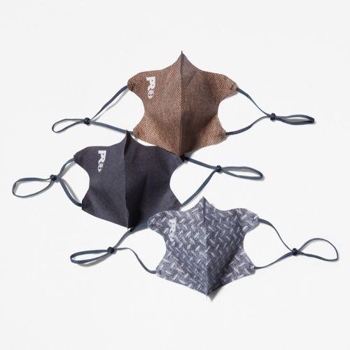 Timberland PRO® 3-Pack Face Masks-