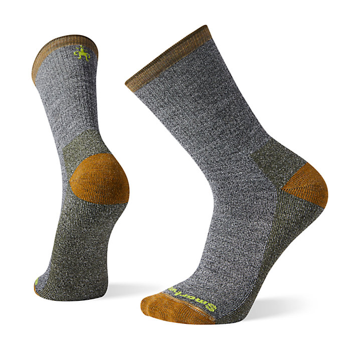 Men's Smartwool® Hike Light Hiker Street Crew Socks-