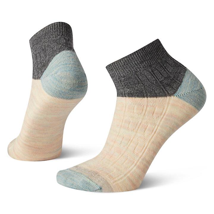 Women's Smartwool® Cable Mini Boot Socks-