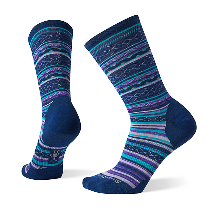 Women's Smartwool® Ethnographic Crew Socks-