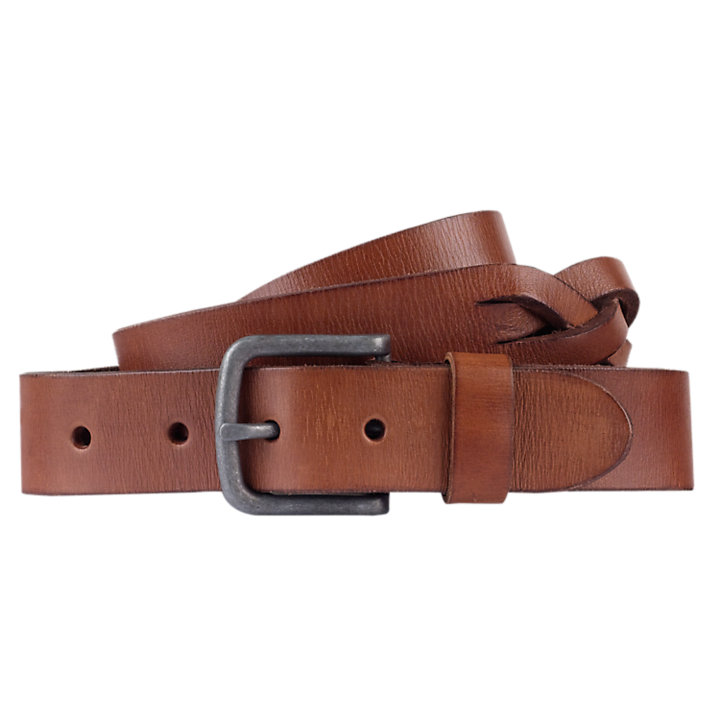 Timberland Earthkeepers® flettet lærbelte for kvinner  Women's Earthkeepers® Braided Leather Belt