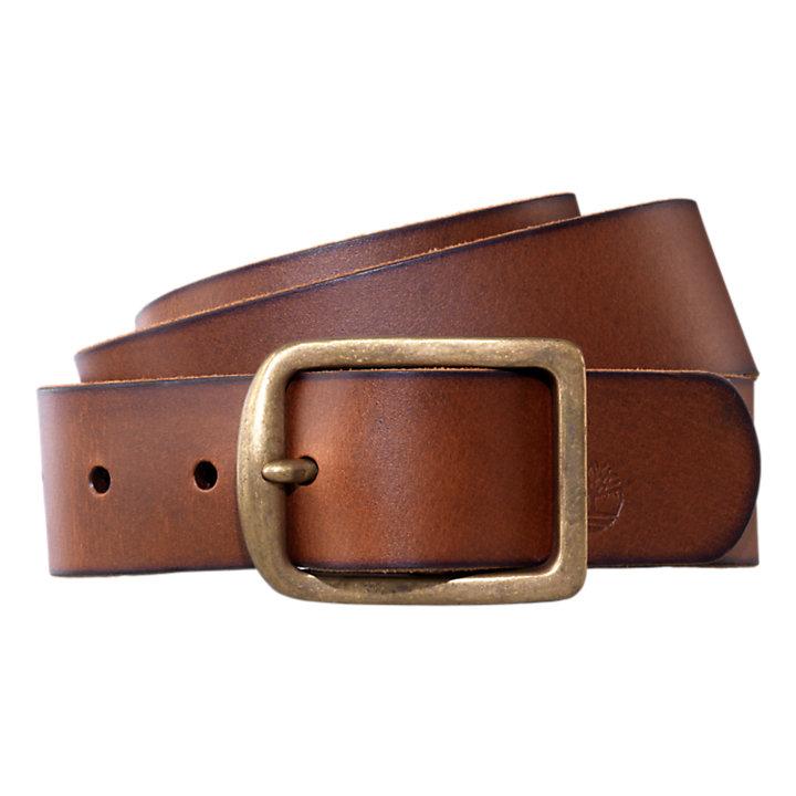 Men's Classic Buffalo Leather Belt-