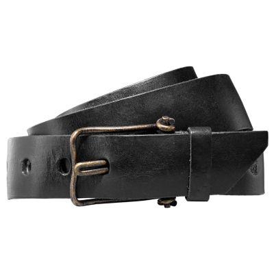 Men's Wire Buckle Leather Belt