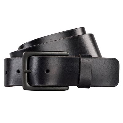 Men's Classic Leather Jean Belt