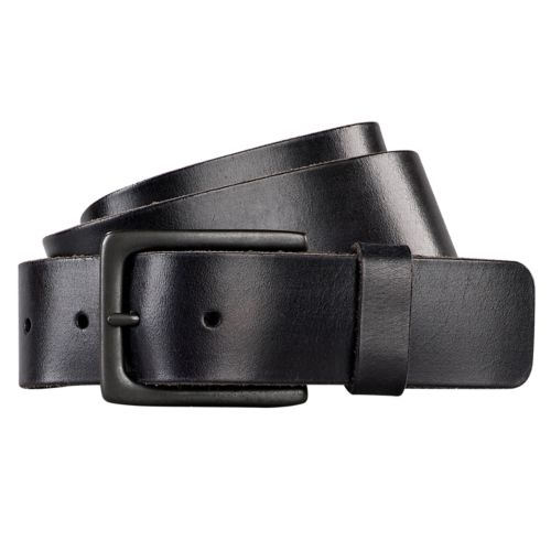 Men's Classic Leather Jean Belt-