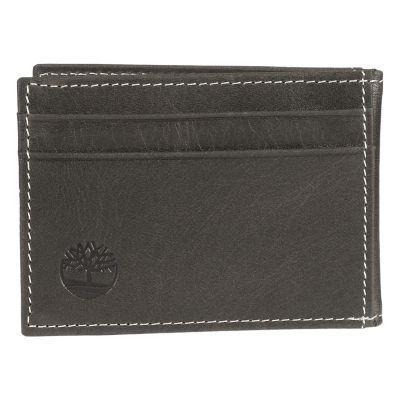 Duxbury Flip Clip Leather Wallet