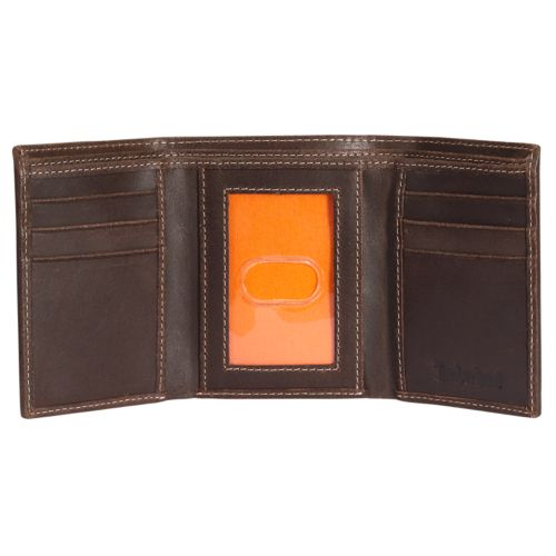 Towle Tri-Fold Leather Wallet-