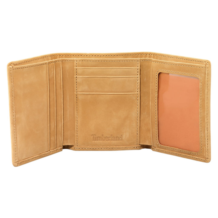 Stratham Tri-Fold Leather Wallet-