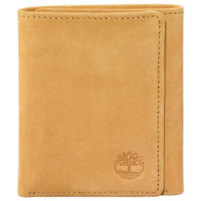 Stratham Tri-Fold Leather Wallet