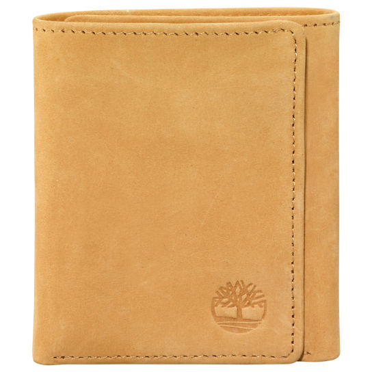 Stratham Tri-Fold Leather Wallet