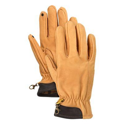 Men's Heritage Nubuck Touchscreen Gloves
