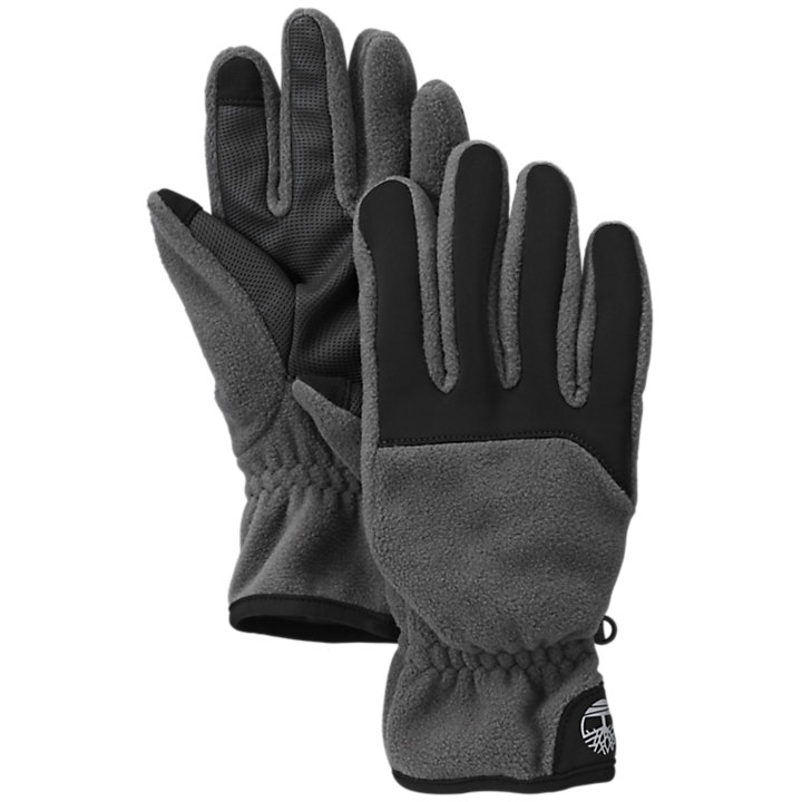 Men's Fleece Touchscreen Gloves-