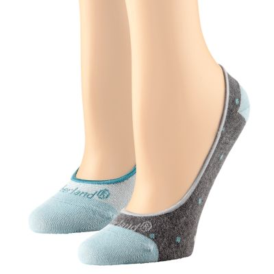 Women's Orchard Beach Invisible Sock 2-Pack
