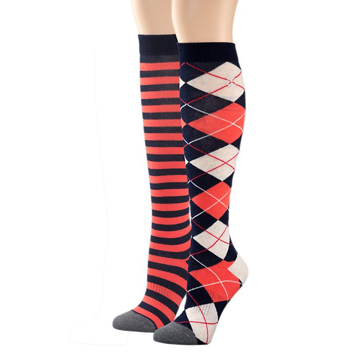 Women's Henderson Beach Knee-High Sock 2-Pack-