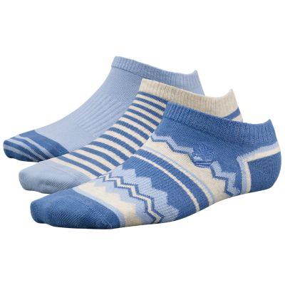 Women's Cisco Beach No-Show Socks (3-Pack)