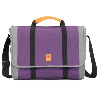 Natick Water-Resistant Messenger Bag