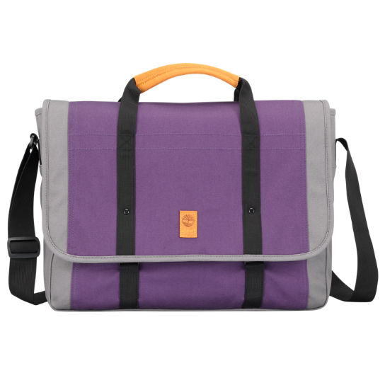 Natick Water-Resistant Messenger Bag
