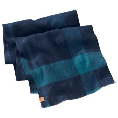 Bayview Beach Wool Blanket Scarf