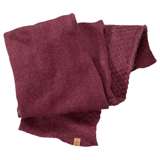 Women's Plum Beach Knit Shawl