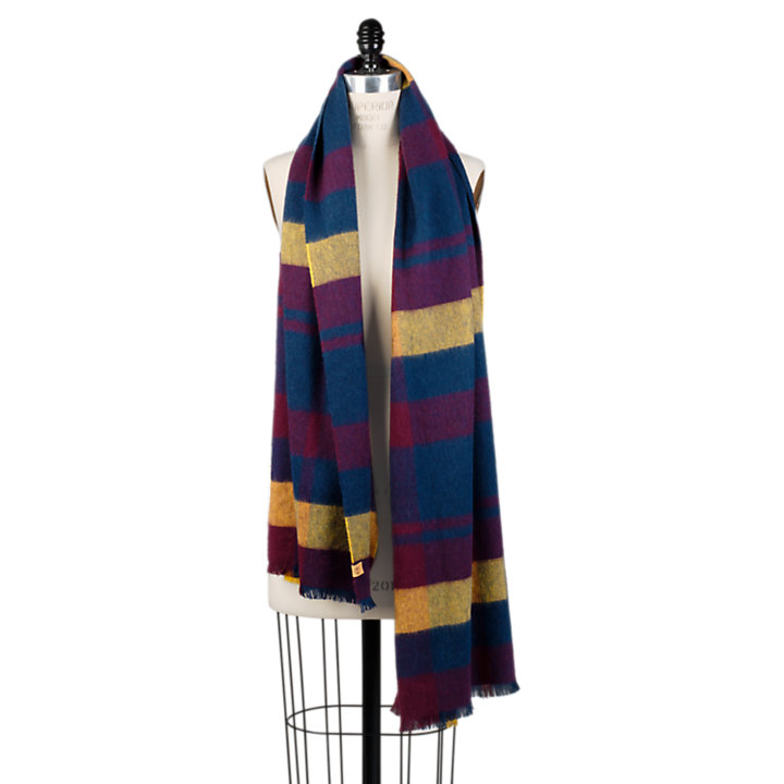 West Haven Wool Blanket Scarf-