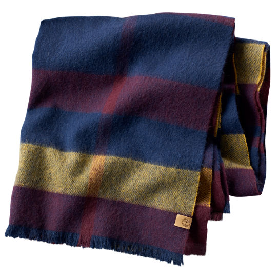 West Haven Wool Blanket Scarf