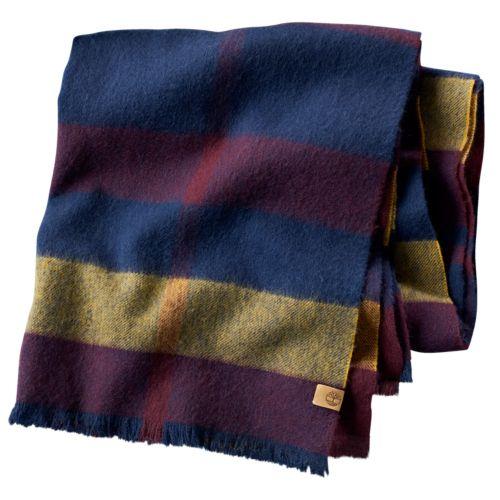 West Haven Wool Blanket Scarf-