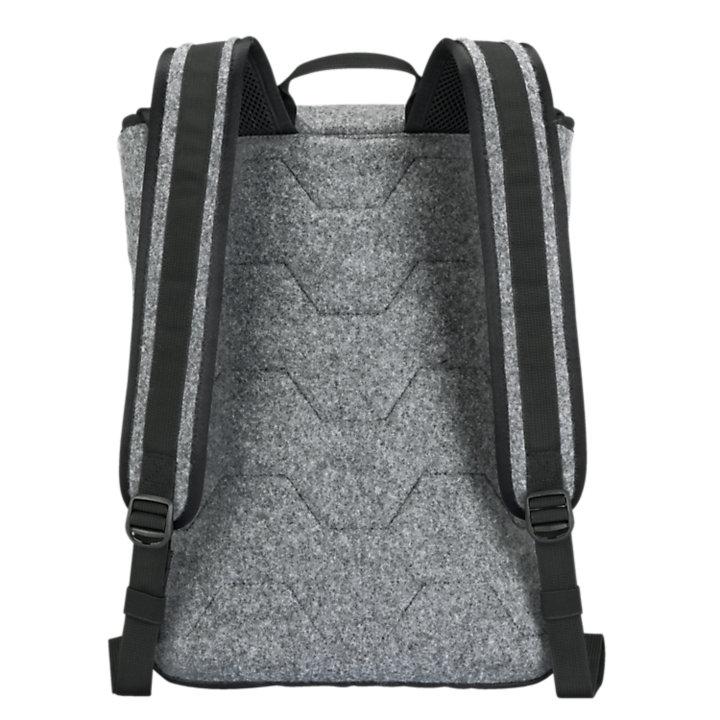Natick 17-Liter Felt Water-Resistant Backpack-