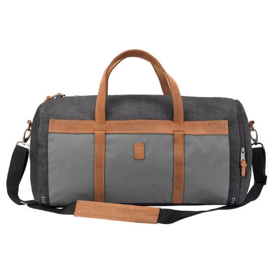 New Original Water Resistant Denim Duffle Bag