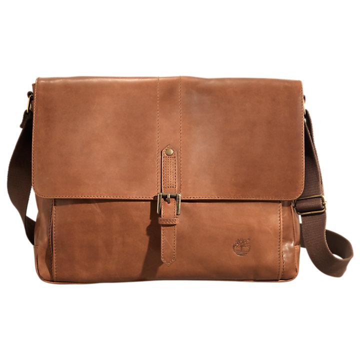 1870b697c5 Winnegance Leather Messenger Bag | Timberland US Store