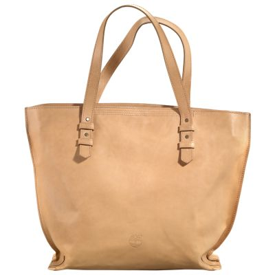 Andover Leather Tote Bag