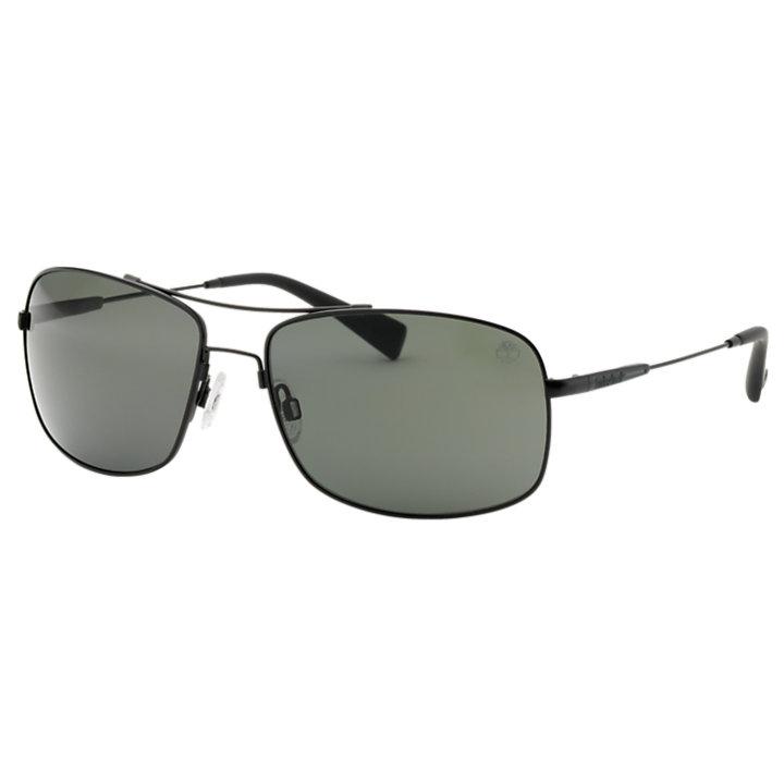 Metal Polarized Sunglasses-