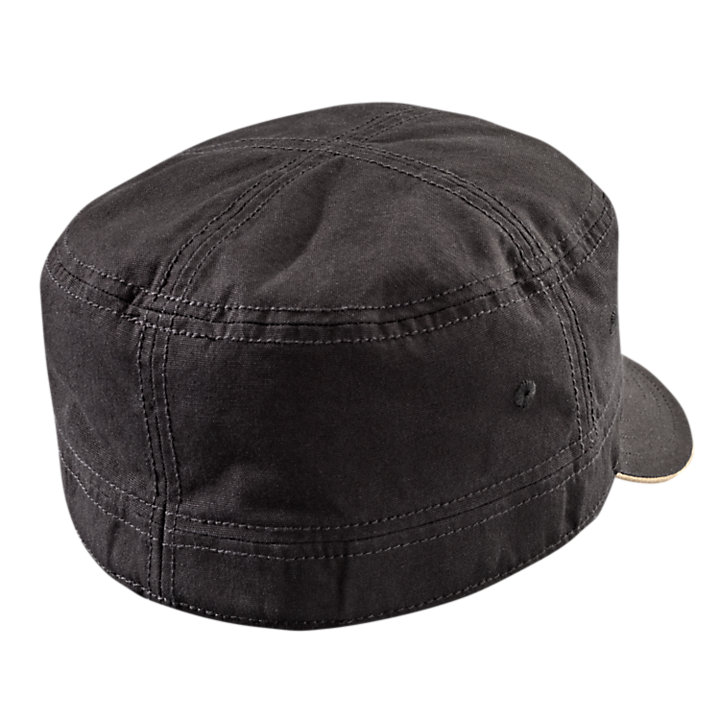 Organic Cotton Field Cap-