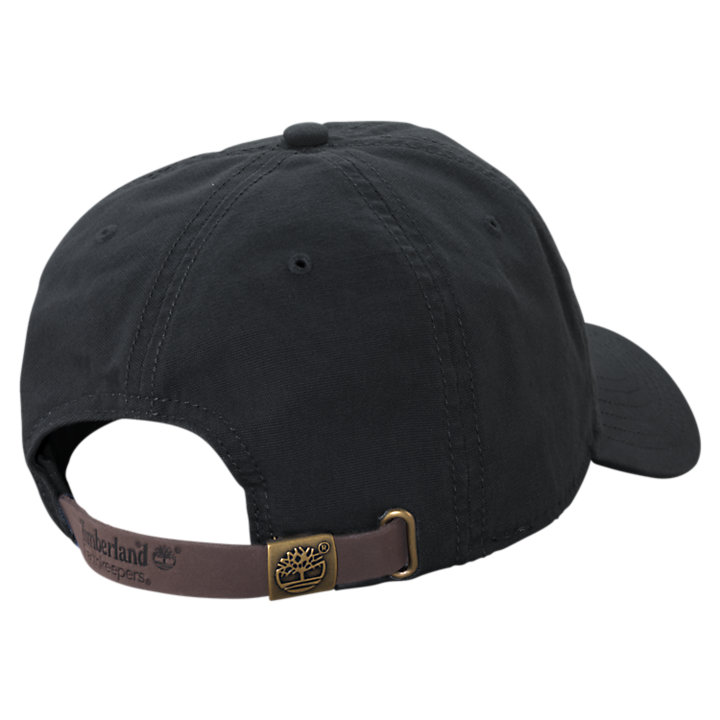 Organic Cotton Logo Baseball Cap-