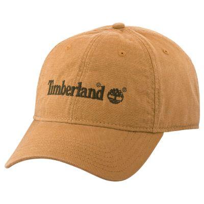 Organic Cotton Logo Baseball Cap