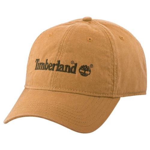Organic Cotton Logo Baseball Cap-