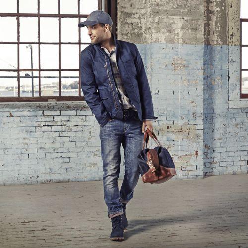 Lightweight Organic Cotton Baseball Cap-