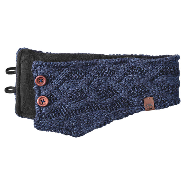 Women's Cable-Knit Headband-